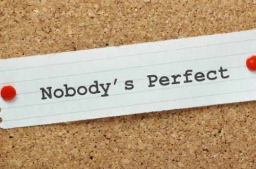 Article : Parce que même les super-héros ne sont pas parfaits