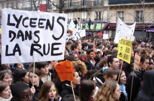 Article : La jeunesse 2.0 face à la réforme du travail