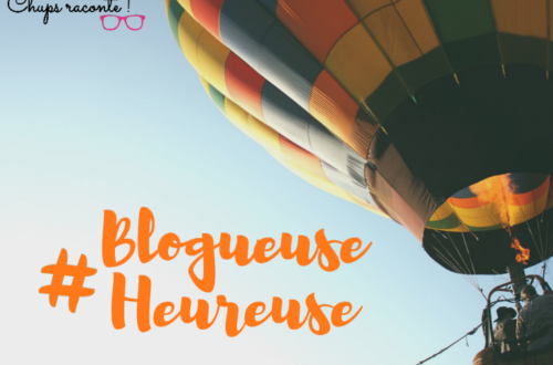 Article : #BlogueuseHeureuse