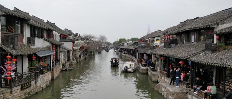 Article : J'ai visité : Xitang Water Town
